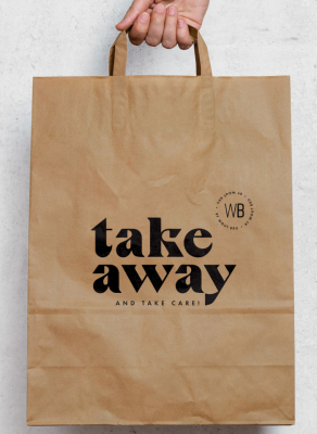 take away by bru